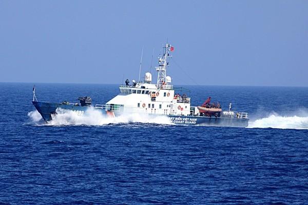 Cải tiến trang thiết bị trên tàu Cảnh sát biển đưa vào huấn luyện đào tạo sát với thực tế