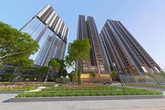 Khan hiếm căn hộ chất lượng, giá tầm trung phía tây Hà Nội