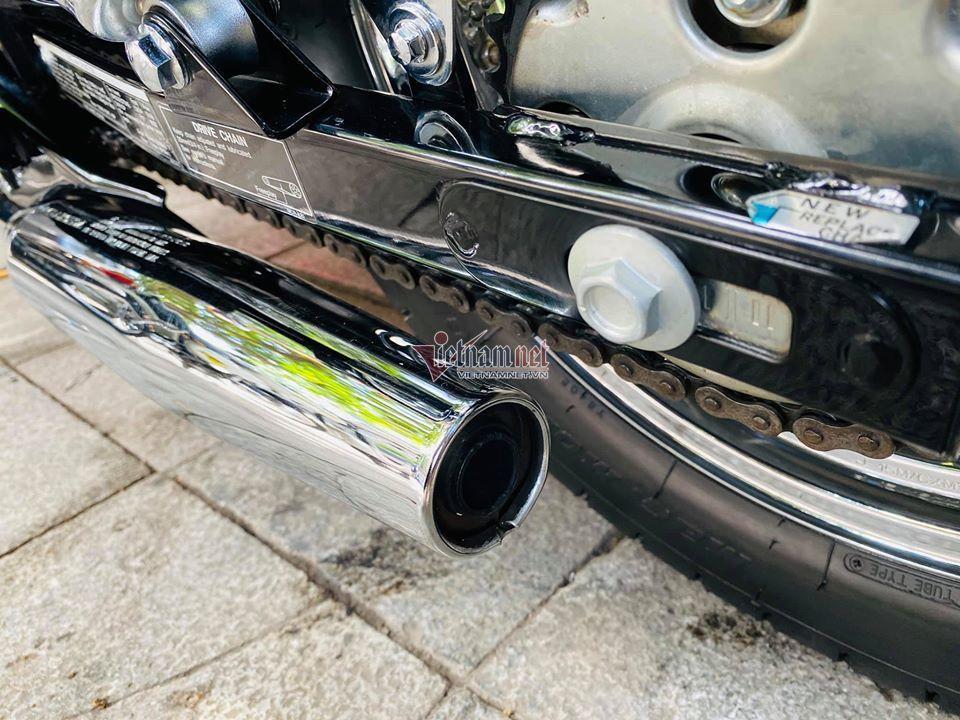 Honda ReBel 6 năm tuổi hàng hiếm, giá gấp 3 lần xe tại Mỹ
