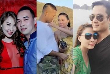 Đường tình ồn ào của Quỳnh Thư - chân dài bị nghi yêu chồng cũ Quỳnh Nga