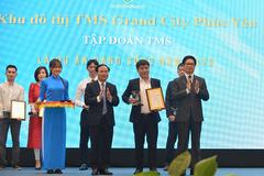 TMS Grand City Phúc Yên được bình chọn 'Dự án đáng sống'