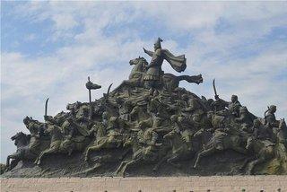 Vũ khí bí mật giúp Thành Cát Tư Hãn nhanh chóng mở rộng đất đai Mông Cổ