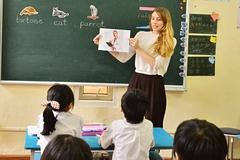 Mỹ sắp đưa tình nguyện viên đến Việt Nam dạy tiếng Anh