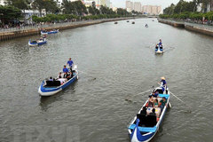 HCM City aims to reduce water pollution by 90 percent