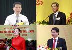 Những Bí thư, Chủ tịch ở Hà Nội vừa tái cử và được bầu mới