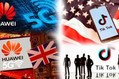 Anh ra 'tối hậu thư' cho Huawei, Mỹ cân nhắc cấm TikTok