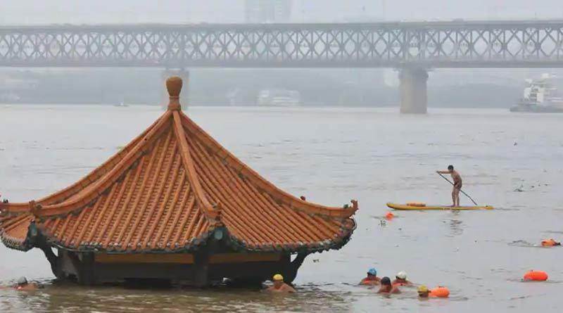 Trung Quốc báo động nước sông Dương Tử dâng quá cao