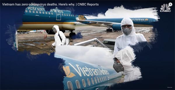 Truyền hình Mỹ phân tích lý do Việt Nam không có ai tử vong vì Covid-19