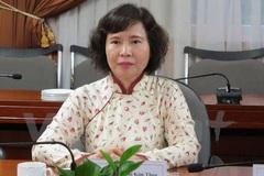 Truy nã cựu thứ trưởng Bộ Công Thương Hồ Thị Kim Thoa
