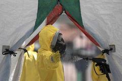 Covid-19 gây chết chóc kinh hoàng ở Brazil
