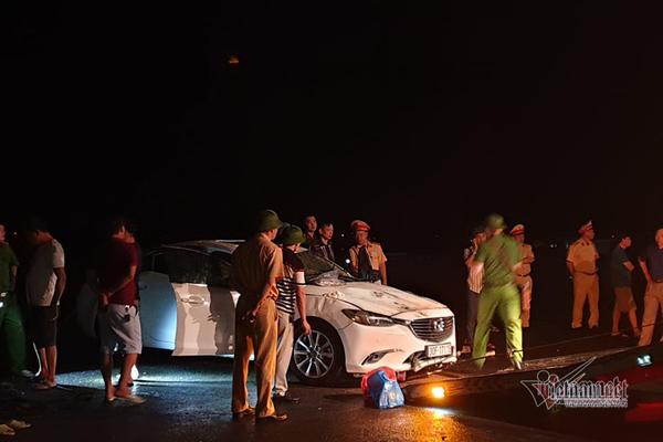 Chỉ trong bảy tiếng, hai vụ tai nạn giao thông cướp đi tám mạng người