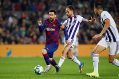 Valladolid vs Barca: Nhà vô địch run rẩy