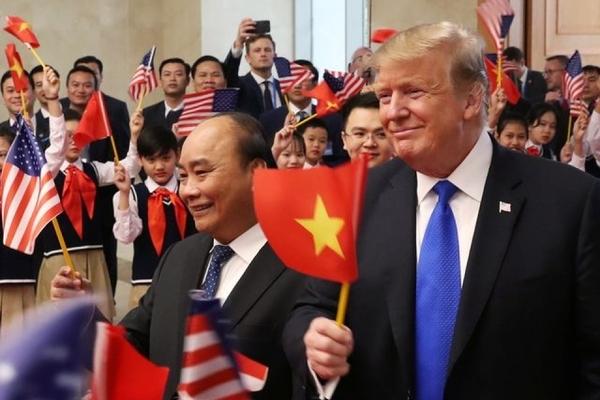 Tổng thống Donald Trump: Quan hệ đối tác Việt - Mỹ là kỳ tích đặc biệt