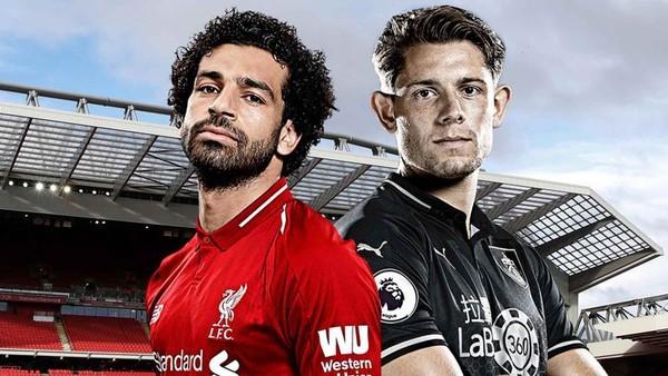 Trực tiếp Liverpool vs Burnley: Hướng đến kỷ lục