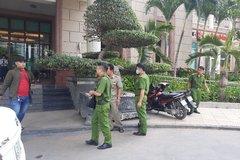 Cảnh sát khám nhà ông Trần Vĩnh Tuyến