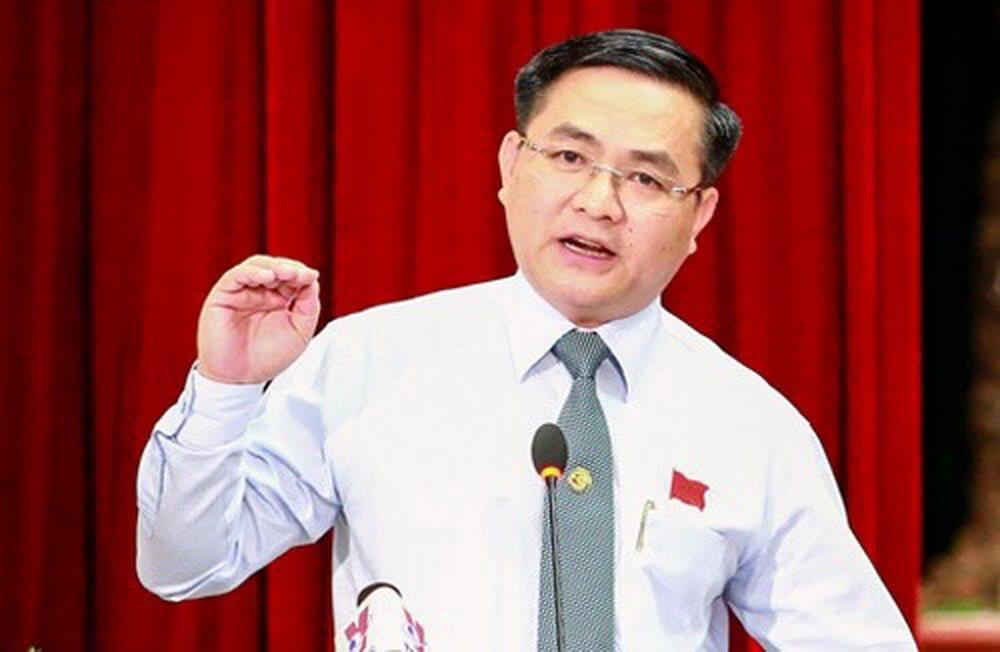 Tạm đình chỉ tư cách ĐB HĐND TP.HCM đối với ông Trần Vĩnh Tuyến