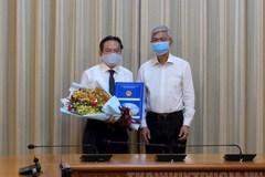 Bắt Phó Giám đốc Sở Quy hoạch Kiến trúc TP.HCM Phan Trường Sơn