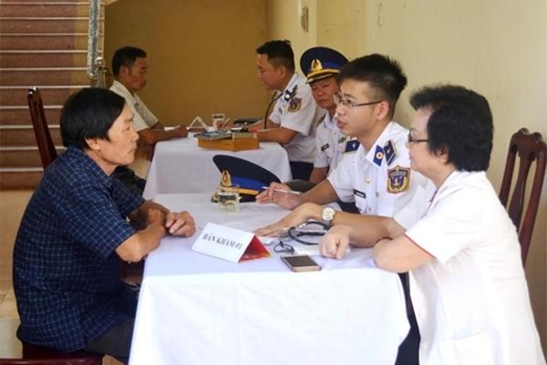 Vùng Cảnh sát biển 2 đồng hành cùng ngư dân Cù Lao Chàm