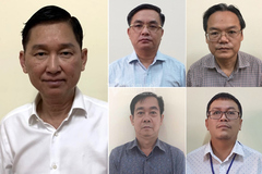 Bốn người bị khởi tố cùng ông Trần Vĩnh Tuyến là ai?