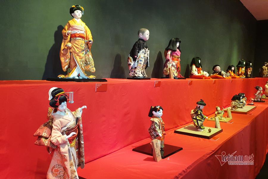 Chiêm ngưỡng búp bê truyền thống Nhật Bản