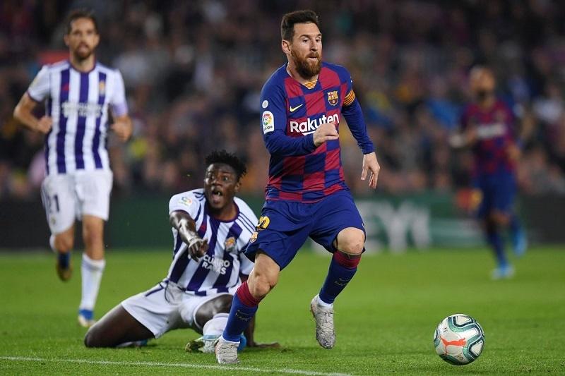 Trực tiếp Valladolid vs Barca: Griezmann sát cánh cùng Messi - kết quả xổ số trà vinh