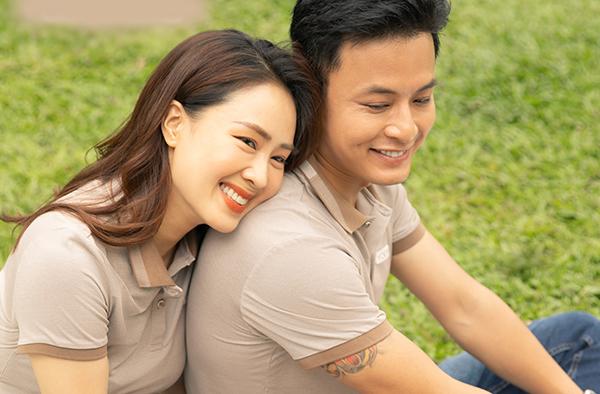 Hồng Đăng và Hồng Diễm đóng cặp trong bộ phim thứ 6