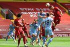 Liverpool 0-0 Burnley: Ép sân toàn diện (H1)
