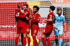 Liverpool 1-0 Burnley: Firmino sút dội cột dọc (H2)