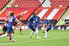 Sheffield Utd 2-0 Chelsea: McBurnie khiến fan MU reo vui (H2)