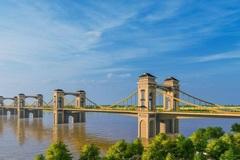 Design plan revealed for new bridge on Hanoi's Red River