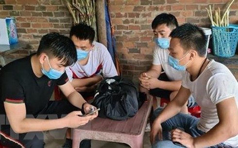 Tay Ninh hunts for 4 foreigners fleeing from COVID-19 quarantine camp