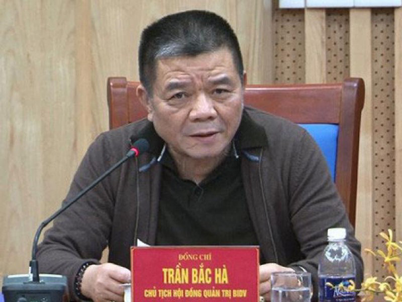 Ông Trần Bắc Hà từng 'hứa' lấy tiền ở đâu để trả nợ cho BIDV khi công ty 'sân sau' thua lỗ?