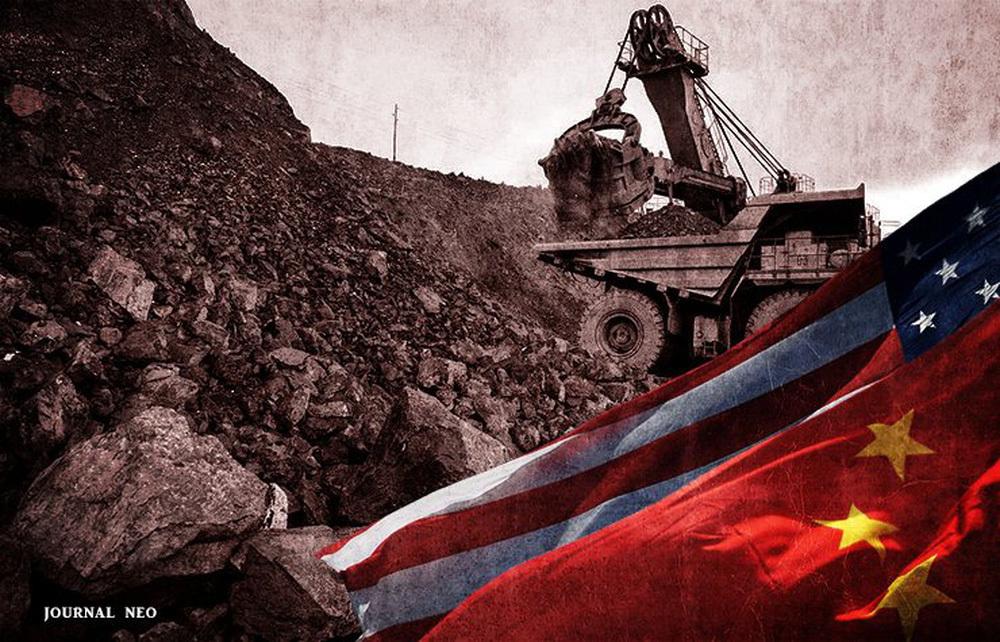 Đất hiếm: Mặt trận tiếp theo trong cuộc 'so găng' Mỹ - Trung