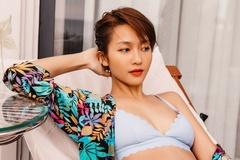 Khả Ngân: 'Người yêu ủng hộ khi tôi chụp hình bán nude'