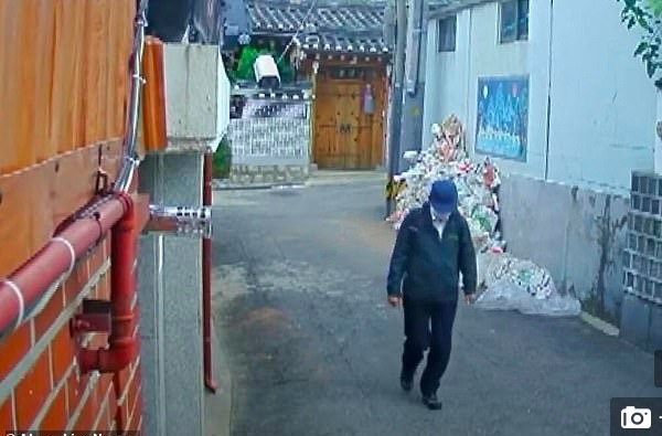 Khoảnh khắc cuối của Thị trưởng Seoul lúc đi tới nơi tự vẫn