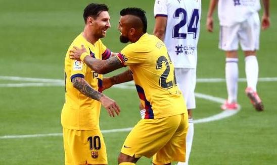 Messi lập kỷ lục chưa từng có ở La Liga
