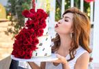 Tiệc sinh nhật ngập hoa hồng của Nguyễn Hồng Nhung tại Mỹ