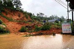 Mưa lớn gây thiệt hại hàng tỷ đồng, 2 thủy điện ở Lai Châu phải xả lũ