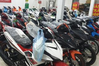 Trừ Honda SH 2019, xe máy giảm giá sập sàn, khách vẫn thờ ơ