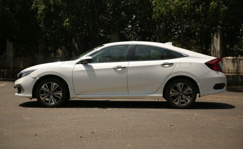 Honda Civic 2020 máy dầu tại Ấn Độ có gì mới?