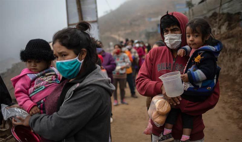 Thế giới 13 triệu người nhiễm Covid-19, cảnh báo nạn đói sau đại dịch