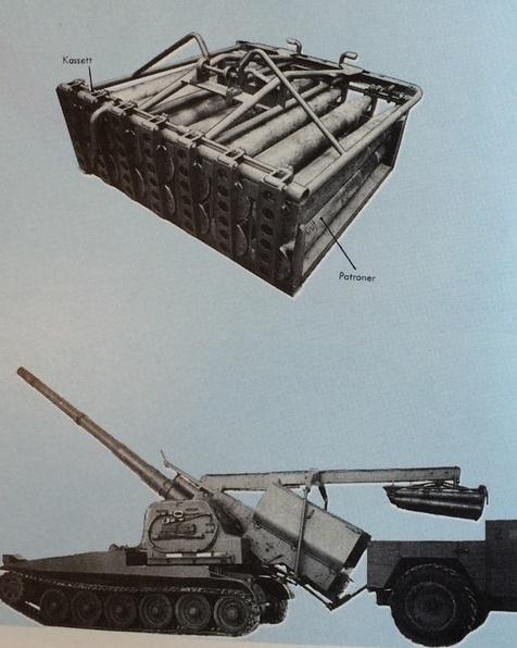 'Mổ xẻ' pháo tự hành bắn nhanh nhất thế giới