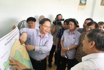 Ben Tre seeks $10.7m for building reservoirs as water shortage looms