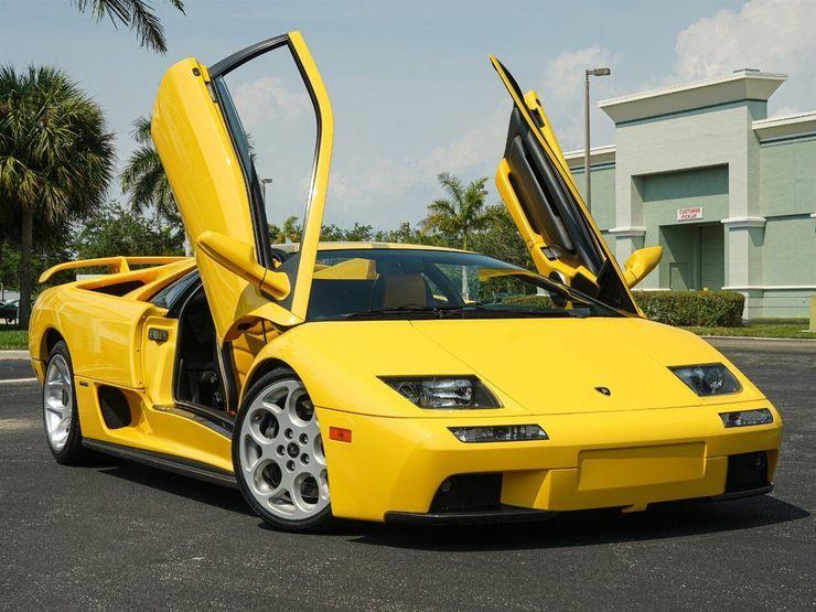 Những dòng xe làm nên tên tuổi của siêu xe Lamborghini