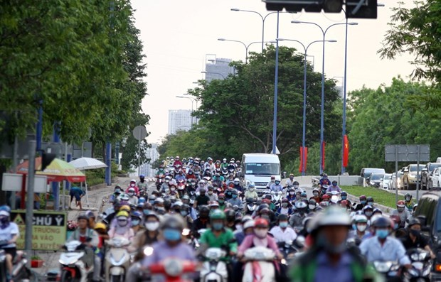 HCM City takes steps to reduce vehicle emissions