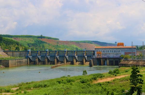 Thủy điện Sê San 3A chủ động ứng phó thiên tai
