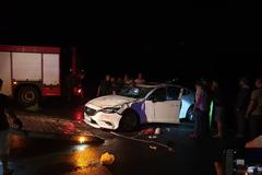 Nguyên nhân ban đầu vụ ô tô lao xuống biển, 4 người chết