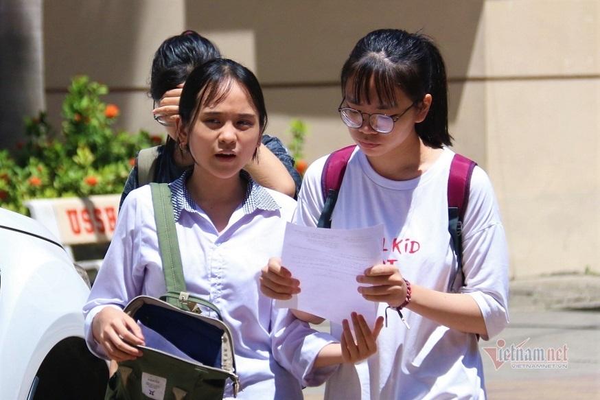Đề Văn chuyên KHXH&NV có thể tìm học sinh cá tính và sâu sắc