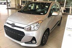 Ô tô hạng A tụt giảm doanh số trầy trật qua tháng cô hồn