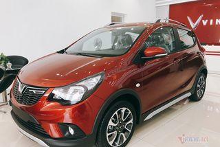 Xe hạng A tháng 6: Vinfast Fadil đánh bật Hyundai Grand i10
